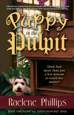 Image for Puppy In The Pulpit (All God's Creatures: Book Two)