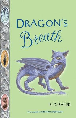 Image for Dragon's Breath (Tales of the Frog Princess)