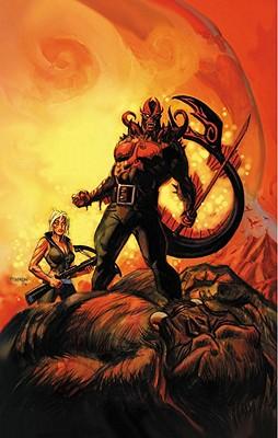 Giant Killer (Giantkiller), Brereton, Dan