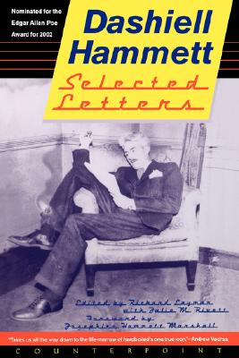 Image for Selected Letters of Dashiell Hammett : 1921-1960