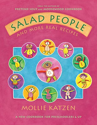 Image for Salad People and More Real Recipes