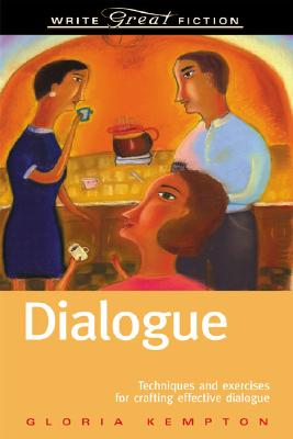 Image for DIALOGUE WRITE GREAT FICTION