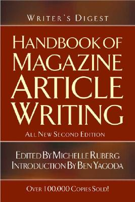 Image for Writer's Digest Handbook of Magazine Article Writing