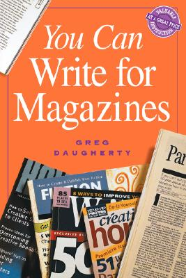 Image for You Can Write for Magazines