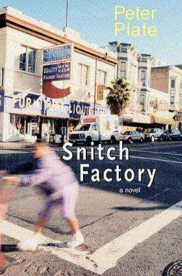 Snitch Factory, Plate, Peter