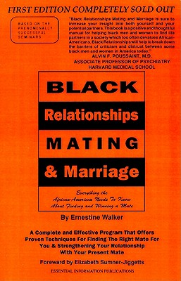 Image for Black Relationships: Mating & Marriage