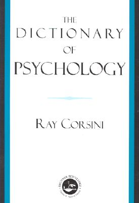 Image for Dictionary Of Psychology