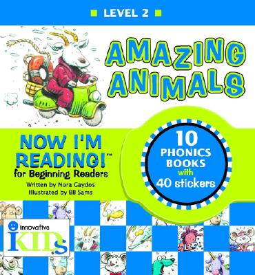 Image for Now I'm Reading! Level 1: Animal Antics (NIR! Leveled Readers)
