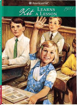 KIT LEARNS A LESSON BK 2 1934, AMERICAN GIRLS
