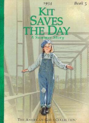 "Image for ""Kit Saves the Day : A Summer Story, 1934"""