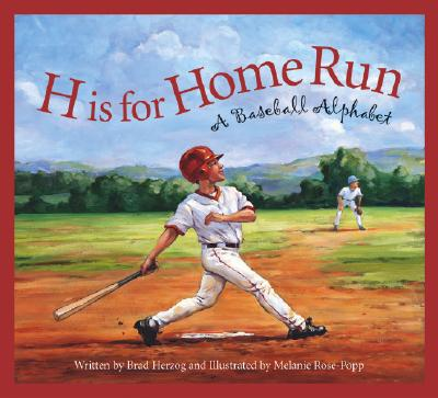 Image for H is for Home Run