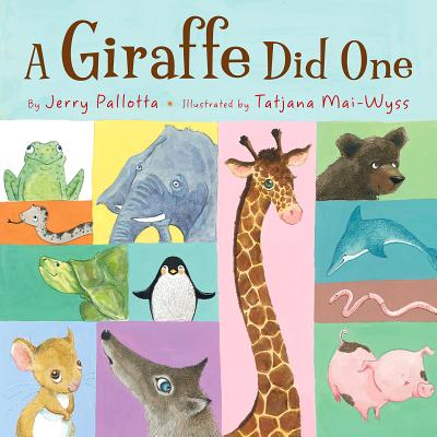 Image for A Giraffe Did One