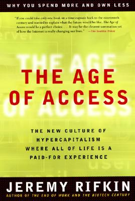 Image for AGE OF ACCESS