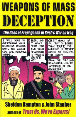 Image for Weapons of Mass Deception: The Uses of Propaganda in Bush's War on Iraq