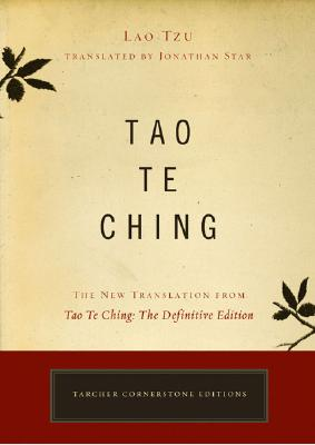 Image for Tao Te Ching: The New Translation from Tao Te Ching: The Definitive Edition (Tarcher Cornerstone Editions)