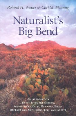 Image for Naturalist's Big Bend: An Introduction to the Trees and Shrubs, Wildflowers, Cacti, Mammals, Birds, Reptiles and Amphibians, Fish, and Insects (Louise Lindsey Merrick Natural Environment Series, 33)