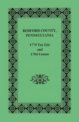 Image for Bedford County 1779 Tax List and 1784 Census