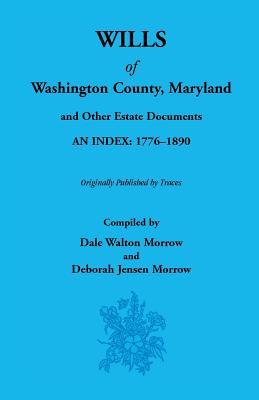 Image for Wills Of Washington County, 1776-1890