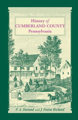 Image for History of Cumberland County, Pennsylvania