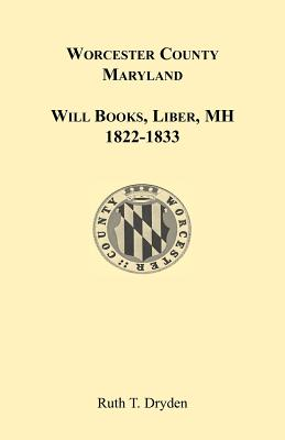 Image for Worcester Will Books, Liber MH. 1822-1833