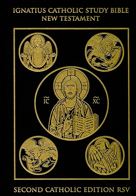 Image for Ignatius Catholic Study Bible: New Testament