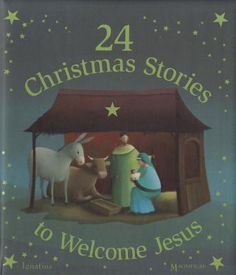Image for 24 Christmas Stories to Welcome Jesus
