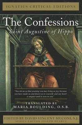 Image for Confessions: Saint Augustine of Hippo (Ignatius Critical Editions)