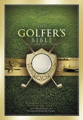 Image for The Golfer's Bible (Holman Christian Standard,British Open Tan, Bonded Leather)