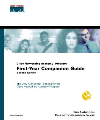 Image for Cisco Networking Academy Program: First-Year Companion Guide (2nd Edition)