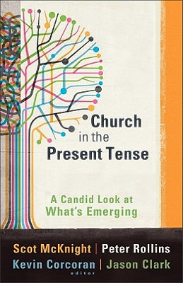 """Image for """"Church in the Present Tense, with DVD"""""""