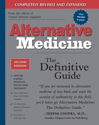 Image for Alternative Medicine: The Definitive Guide (2nd Edition)