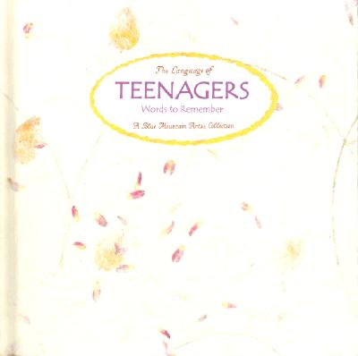 Image for LANGUAGE OF TEENAGERS : WORDS TO REMEMBER