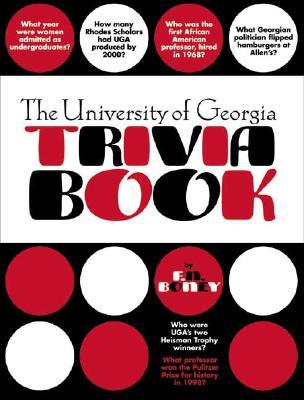 Image for The University of Georgia Trivia Book