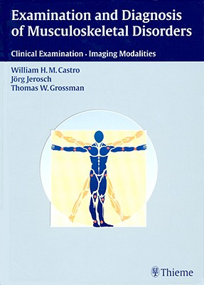 Image for Examination and Diagnosis of Musculoskeletal Disorders: Clinical Examination - Imaging Modalities