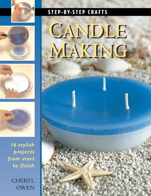 Image for Candle Making (Step-by-Step Crafts)
