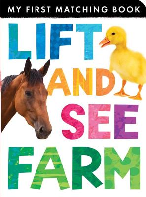 Lift and See Farm (My First Matching Book), Tiger Tales