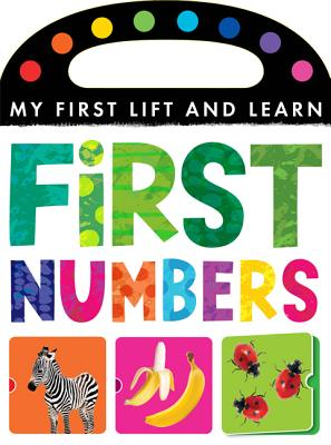 Image for First Numbers (My First Lift and Learn)