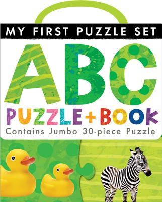Image for ABC Puzzle and Book (My First Puzzle Set)