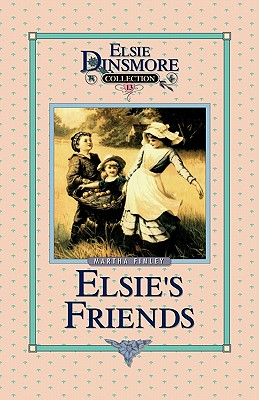 Elsie's Friends: Martha Finley, Volume 13 of 28 Volume Set, Collector's Edition, paperback.  Elsie's Friends at Woodburn, Finley, Martha