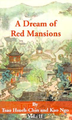 Image for A Dream of Red Mansions, Vol. 2