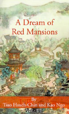 Image for A Dream of Red Mansions, Vol. 3
