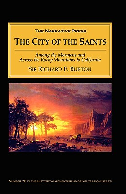 City of the Saints, Richard Burton