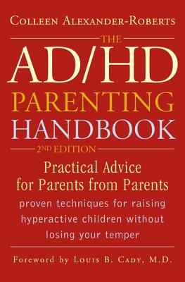 Image for AD/HD Parenting Handbook: Practical Advice for Parents from Parents