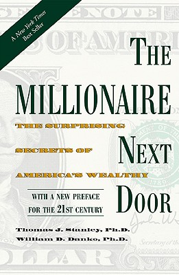 Image for The Millionaire Next Door: The Surprising Secrets of America's Wealthy