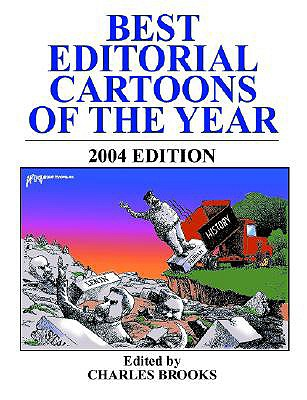 Best Editorial Cartoons of the Year 2004, Brooks, Charles
