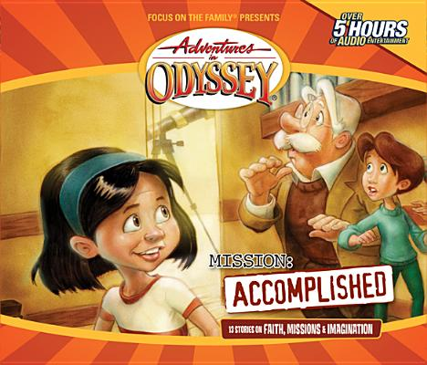 Image for Vol 6 Terrific Tales, Mysterious Missions Adventures in Odyssey