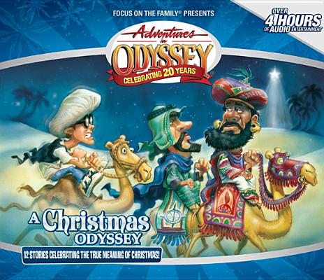 Image for A Christmas Odyssey (Adventures in Odyssey)