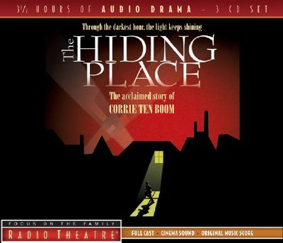 The Hiding Place (Radio Theatre), Corrie ten Boom, Dave Arnold