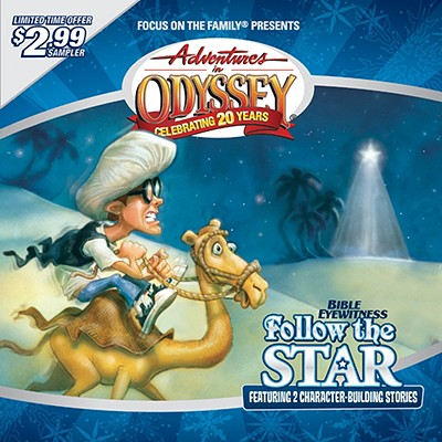 Image for Sampler: Bible Eyewitness: Follow the Star (Adventures in Odyssey)