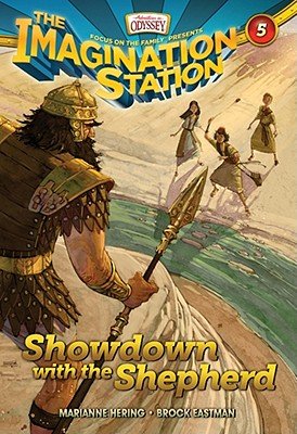 Image for Showdown with the Shepherd (AIO Imagination Station Books)